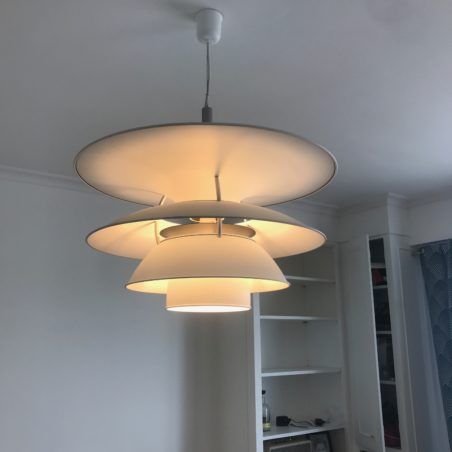 Authentique Suspension PH 6½-6V  Charlottenburg et Poul Henningsen pour Louis Poulsen