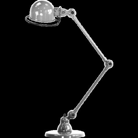 Lampe Jielde grand modèle chromé numéroté