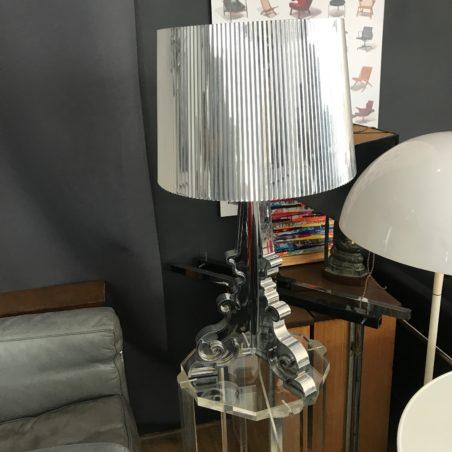 Belle lampe Kartell version Chromée