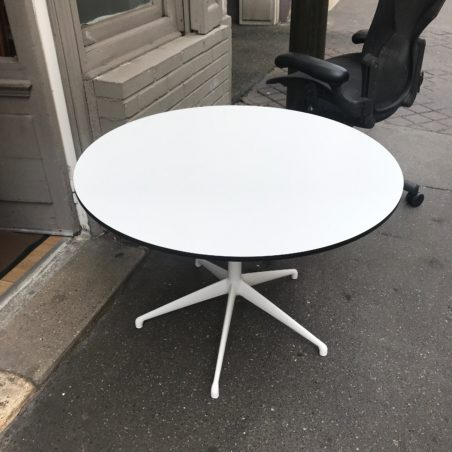 Table basse design 90cm de diamètre