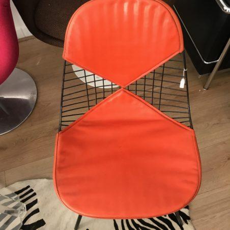 Paire de chaises Bikini DKR par Charles Eames pour Herman Miller, 1950