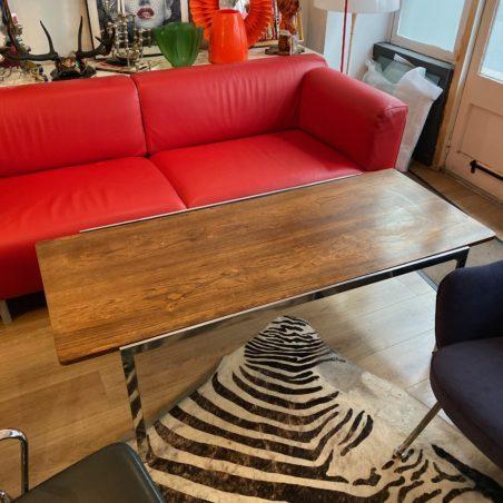 Rare table basse en palissandre Jacobsen édition Fritz Hansen