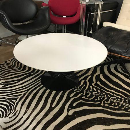 Z Table basse Saarinen diamètre 91cm Knoll Studio