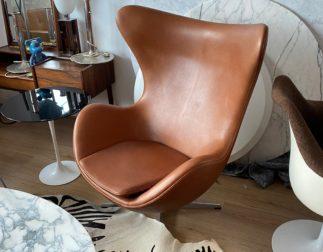 Superbe fauteuil Egg Arne Jacobsen édition Fritz Hansen état neuf