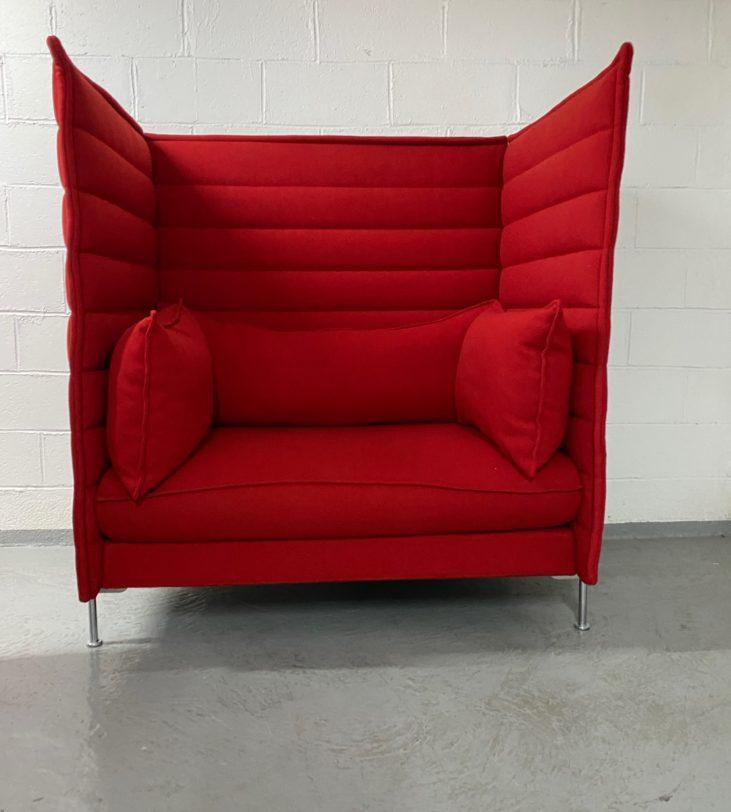 Grand fauteuil Design Mikko Laakkonen Modèle Aura
