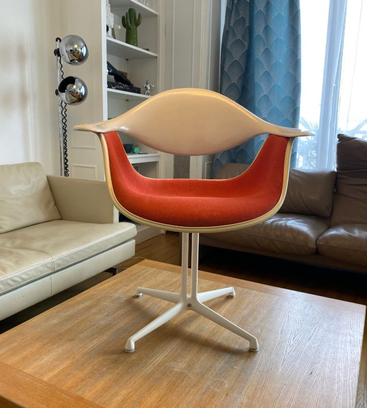 fauteuil DAF Georges Nelson pour Herman Miller